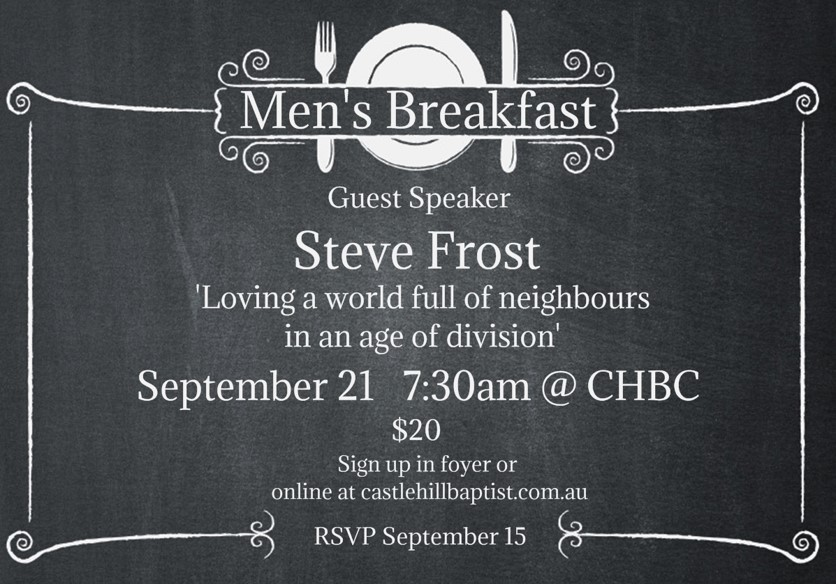 Mens Breakfast 2019 1